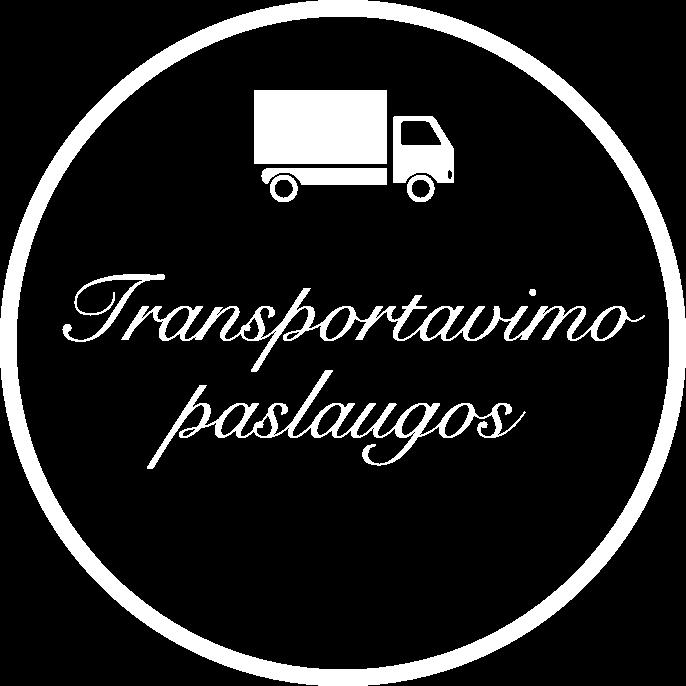 Transportavimo paslaugos